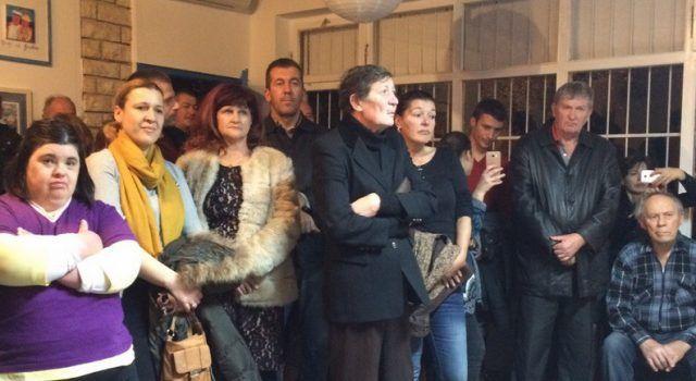 """FOTOGALERIJA Izložba Marina Bralića Caje u Art galeriji """"Lucina butiga"""" u Bibinjama"""