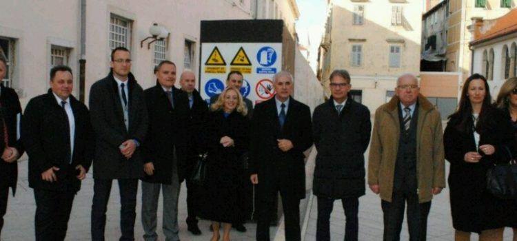 MINISTAR GARI CAPPELLI U ZADRU Pohvalio izvrsne rezultate Zračne luke