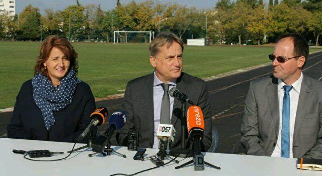 KALMETA: Obnovit ćemo atletsku stazu, javnu rasvjetu i otvorena igrališta na Višnjiku!