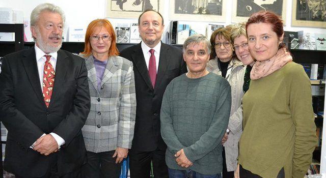 """MEĐUNARODNI USPJEH Bilosnićeva zbirka pjesama """"Tigar"""" predstavljena i u Bukureštu!"""