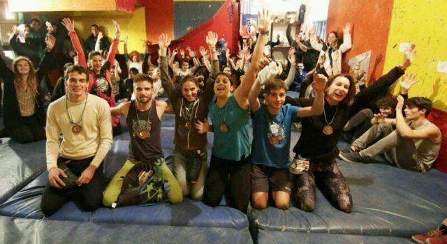 """""""SV. Krševan Boulder open"""" okupio 60 natjecatelja u penjanju po umjetnoj stijeni"""