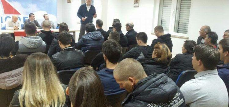 Za predsjednika MODES-a u Poličniku izabran Hrvoje Surać