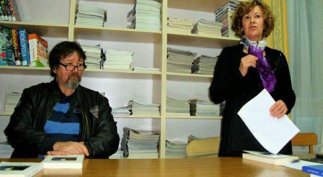 "GRADSKA KNJIŽNICA BIOGRAD Igor Eškinja predstavio knjigu ""Priče iz male ulice"""