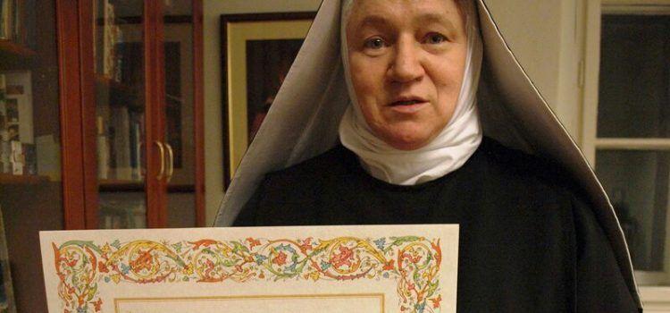 POSLJEDNJI ISPRAĆAJ Umrla poznata zadarska benediktinka Asja Perinčić