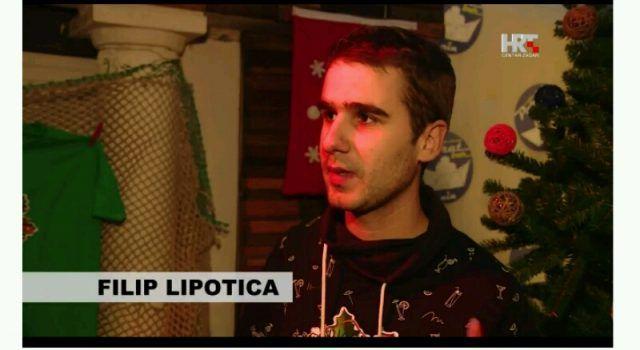 PONOS Filip Lipotica iz Nina pomaže u otvaranju bara za rad osoba s Down sindromom!