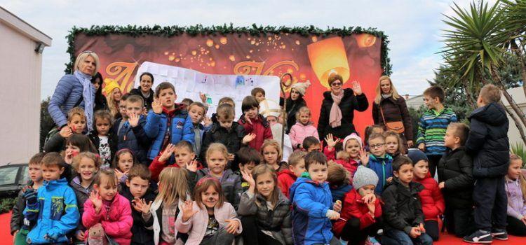 FOTOGALERIJA Sv. Nikola oduševio djecu iz Vira, Nina, Paga i Poljica Briga
