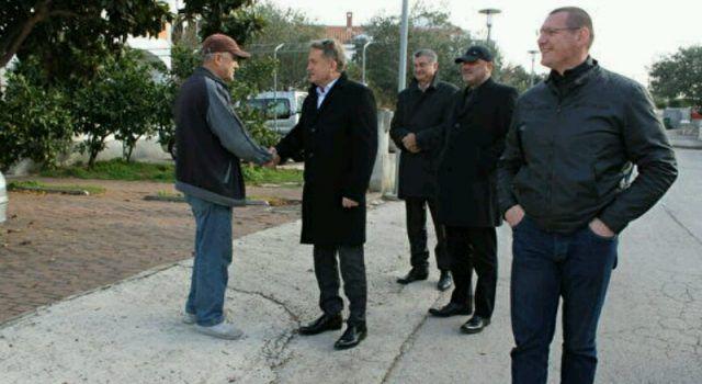 Gradonačelnik Kalmeta sa suradnicima obišao Stari i Novi Bokanjac