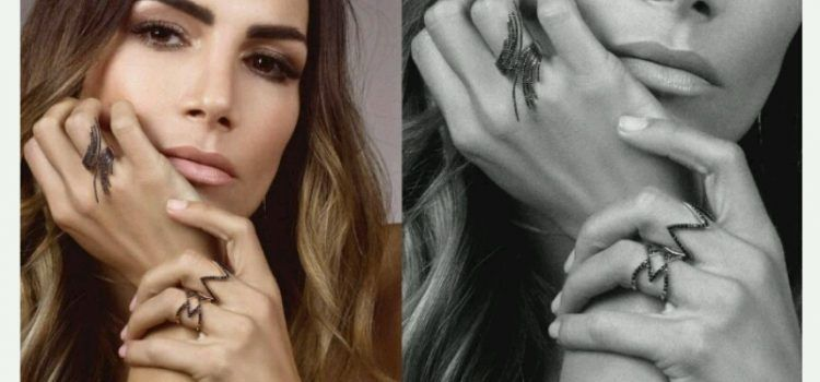IRIS BAJLO Bivša glasnogovornica i supruga Novice Petrača u reklami za nakit
