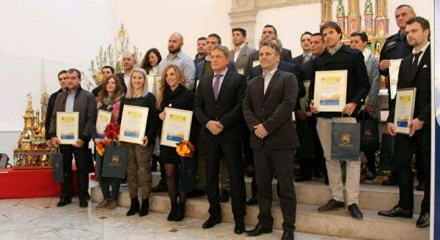 NASMIJEŠENO SUNCE Dodijeljene nagrade najzaslužnijima u turizmu