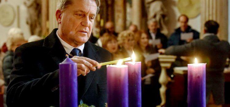 U CRKVI SV. ŠIME Gradonačelnik Kalmeta zapalio 4. adventsku svijeću