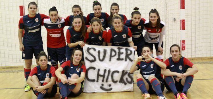 Super Chicks iz Poličnika ostvarile izvrsne rezultate
