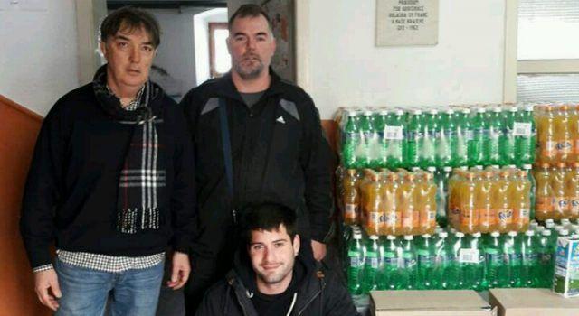 Socijalnoj samoposluzi u Zadru donirali 760 litara mlijeka, te 240 voćnih sokova!