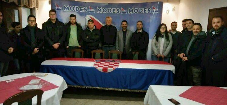 OSNOVANA PODRUŽNICA MODES-A BIOGRAD Predsjednik dipl. ing. Ante Fuzul