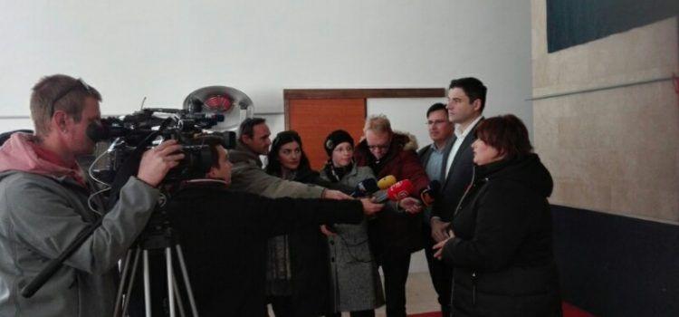 BERNARDIĆ: Želja nam je da SDP osvoji vlast u Zadarskoj županiji!