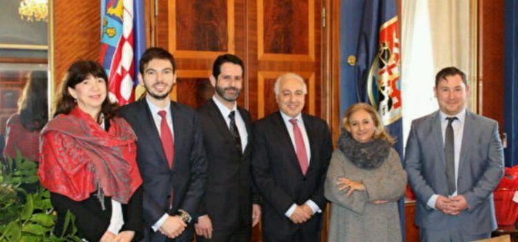 Talijanski veleposlanik posjetio Gradsku upravu u Zadru