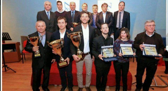 Igor Marenić i Šime Fantela proglašeni najboljim sportašima u 2016. godini