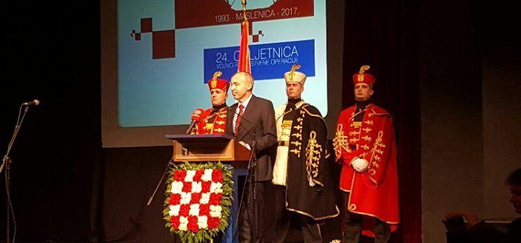 GENERAL KRSTIČEVIĆ: Velika hvala svima koji su zaslužni za obranu Hrvatske!