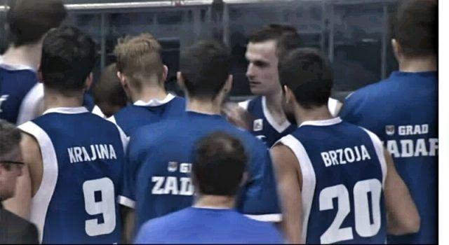 Zadar poražen od Cibone rezultatom 90:71