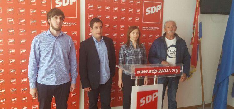 SDP SUKOŠAN: Marija Dražić za načelnicu, a Marin Keran za donačelnika