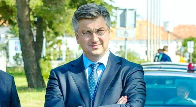 Plenković na Višnjiku: Zadar je najjače uporište HDZ-a, uz veliku potporu birača