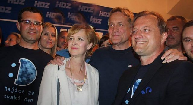 Zadarski HDZ danas dočekuje svoje kandidate za Euro parlament