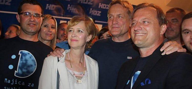 Iz HDZ-a odgovorili Vučetiću: 'Ti si luzer i plagijator koji je izmijenjao sve stranke'!`