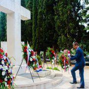 GALERIJA Odana počast poginulima povodom 26. obljetnice 112. brigade (Foto: Ivan Perica)