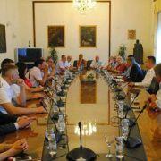 Župan Longin održao sastanak s ravnateljima županijskih ustanova!