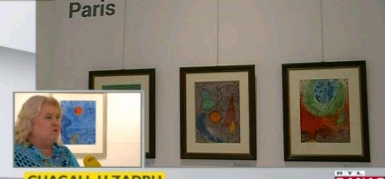 IZLOŽBA SVJETSKOG ZNAČAJA Djela Marca Chagalla u Kneževoj palači