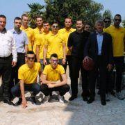 Župan Longin primio igrače i vodstvo kluba Jazine Arbanasi