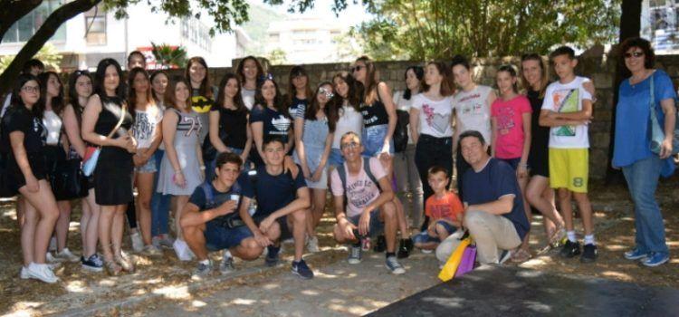 Učenici iz Bibinja posjetili Boku Kotorsku