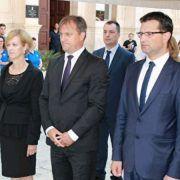 Gradonačelnik Dukić sa suradnicima obilježio Dan antifašističke borbe