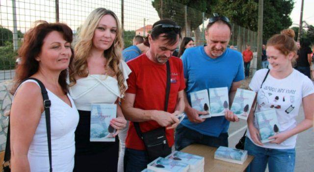 U Galovcu održana promocija novog romana književnice Marijane Dokoza