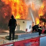 Zbog sumnje da je izazvao dva požara i htio zapaliti kuće uhićen 37-godišnjak