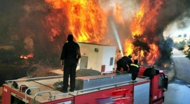 Zapalio požar u kući od 55-godišnjaka iz Kukljice