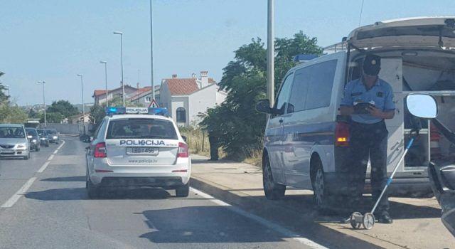 Prometna nesreća na Bilom Brigu, promet se odvija otežano – izbjegavajte gužvu!