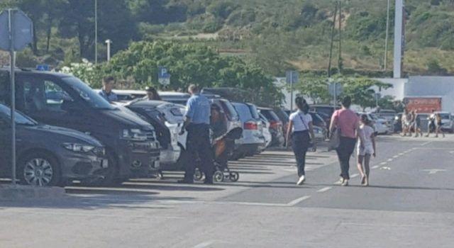 Policija u Supernovi privela majku s jednogodišnjem djetetom