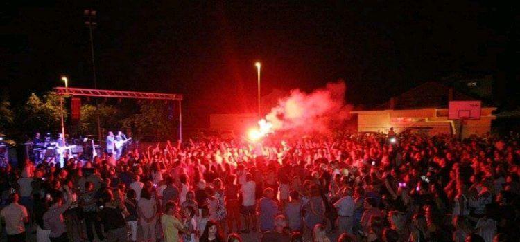 GALERIJA Bibinjci proslavili Sv. Roka uz koncert Mladena Grdovića!