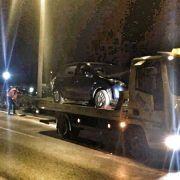 FOTO U prometnoj nesreći teško ozlijeđena 20-godišnja djevojka