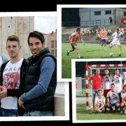 Karlo i Josip Jurjević: Poseban je osjećaj igrati na turniru za našeg brata!