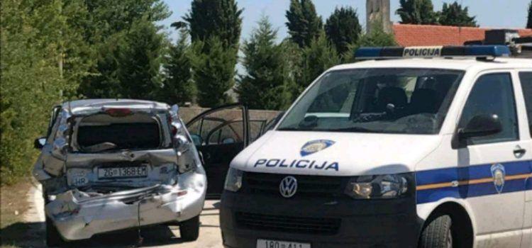 Zbog prometne nesreće u Murvici vozi se u kilometarskim kolonama