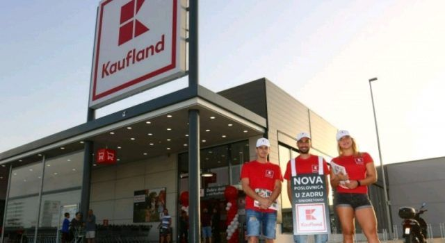 U Zadru otvoren novi Kaufland – zaposleno 80 osoba!