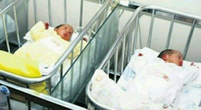 Prve zadarske bebe rođene u 2019. su blizanci obitelji Peraić