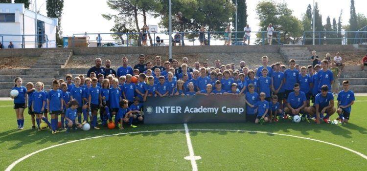 GALERIJA Otvoren nogometni kamp FC Inter u Zadru