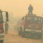 Policija istražuje je li požar u kamenolomu namjerno izazvan