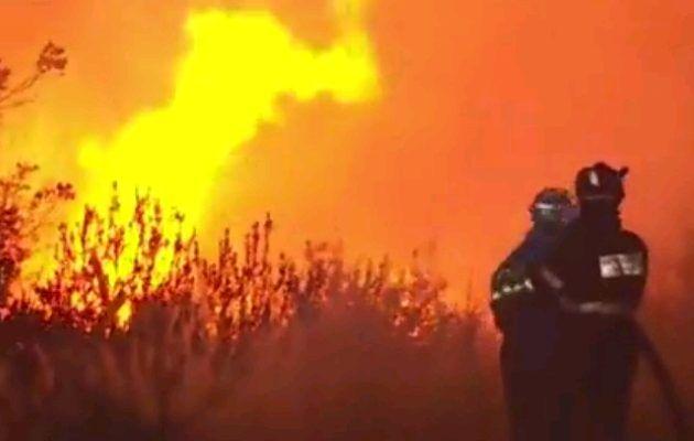 Zbog izazivanja požara na području Gračaca kažnjena 54-godišnja žena