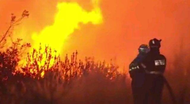 Zbog izazivanja požara kazneno prijavljen 60-godišnji muškarac