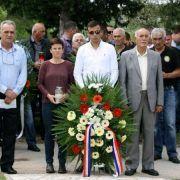 ODALI IM POČAST Sjećanje na 15 žrtava iz Vukšića ubijenih u Domovinskom ratu
