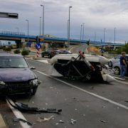 FOTO Još jedna prometna nesreća na Jadranskoj magistrali