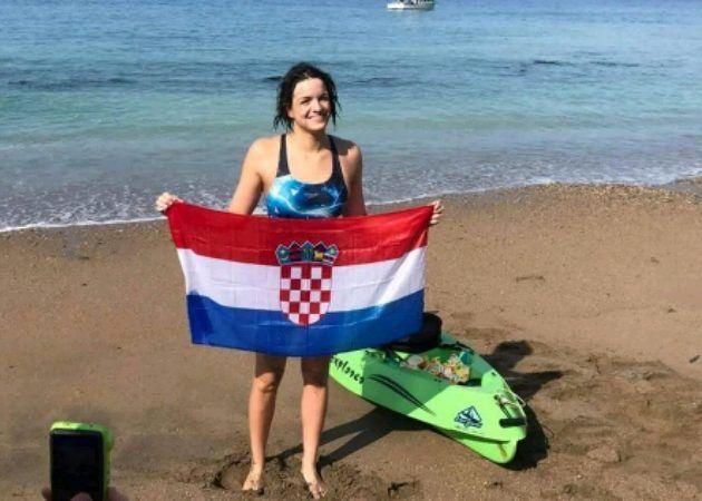 DINA LEVAČIĆ: Smrzla sam se i iscrpila plivajući, ali La Manche je moj!